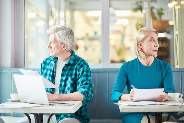 Colleghi anziani