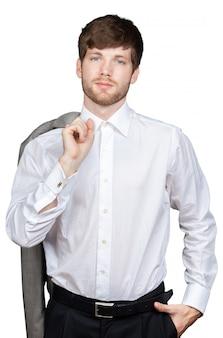 Colletto bianco, impiegato