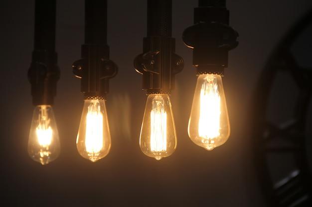 Collezione unica di luci