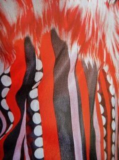 Color design tessuto pieno, a zigzag, tessuto
