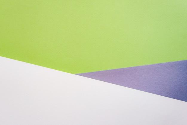 Colore delle tonalità pastello del fondale in carta verde