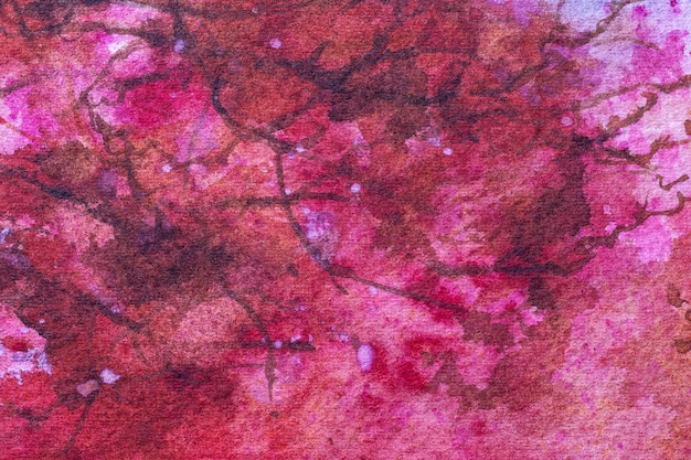 Colore rosso-chiaro e rosa del fondo di astrattismo.