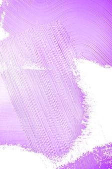 Colpi di vernice rosa brillante