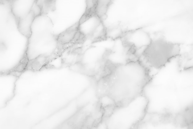 Colpo completo della struttura del fondo di marmo bianco di struttura.