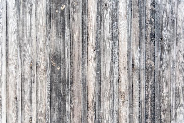 Colpo del primo piano di una parete di legno - uno sfondo fresco