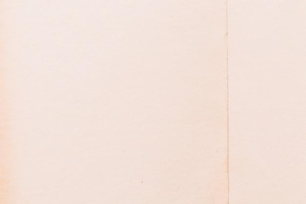 Colpo di telaio completo di sfondo di carta bianca
