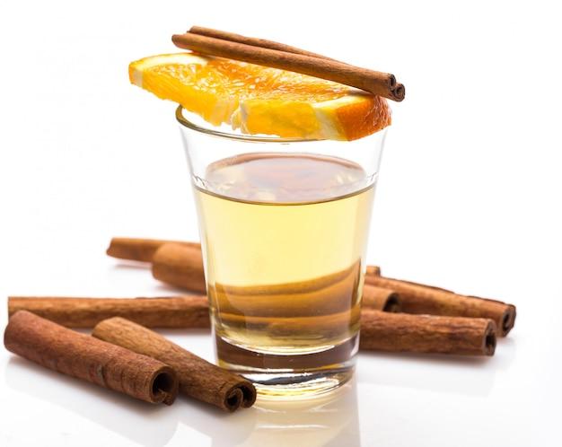 Colpo di whisky