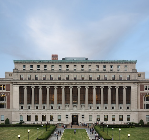 Columbia university, new york city, stati uniti