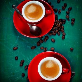Composizione del caffè