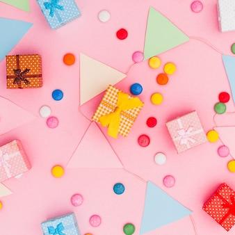 Composizione di elementi di compleanno