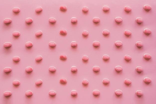 Composizione dolce con caramelle
