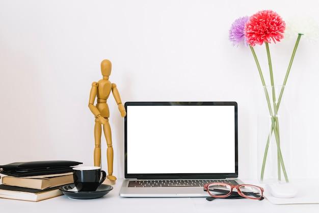 Composizione moderna scrivania