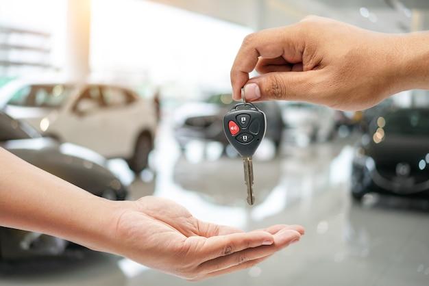 Comprare una macchina