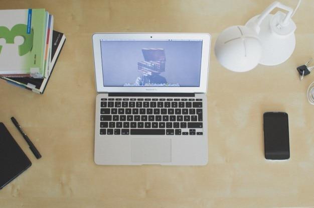 Computer portatile di design