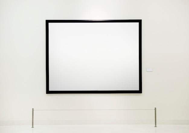 Concetto antico del blocco per grafici della galleria di arte