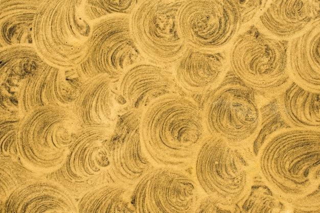 Concetto del fondo della pittura fuso dorato