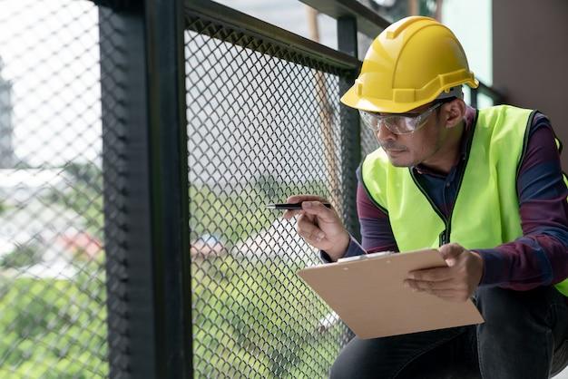 Concetto della costruzione, difetto dell'ispettore del caporeparto circa l'ingegnere & la costruzione domestica del lavoro dell'architetto prima del progetto completo