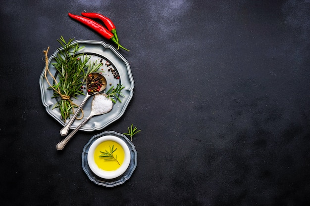 Concetto di alimenti biologici