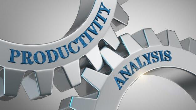 Concetto di analisi della produttività