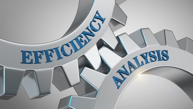 Concetto di analisi di efficienza