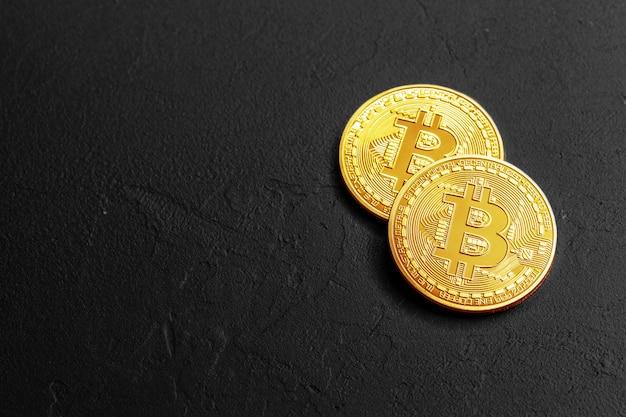 Concetto di bitcoin