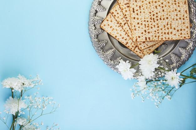 Concetto di celebrazione di pesah - festa ebraica della pasqua ebraica