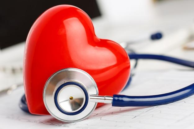 Concetto di cuore sano