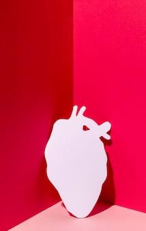 Concetto di giornata mondiale del cuore