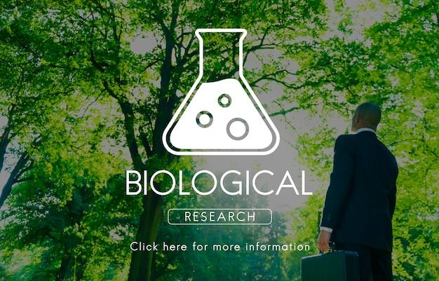 Concetto di ingegneria genetica di biochimica scientifica