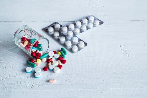 Concetto di medicina e assistenza sanitaria