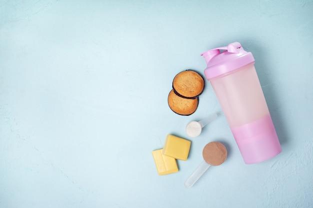 Concetto di nutrizione sportiva