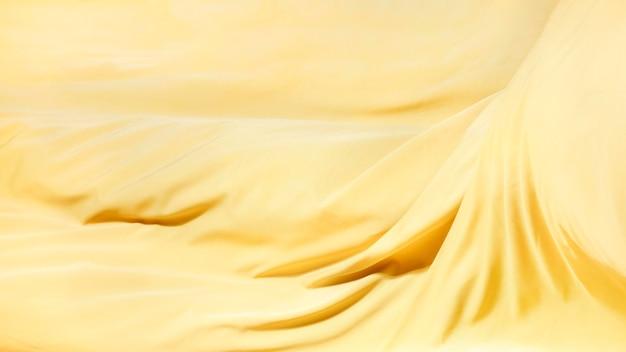 Concetto di seta elegante e astratto