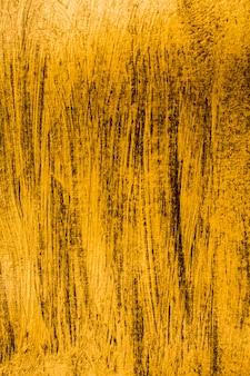 Concetto di sfondo dorato vista dall'alto