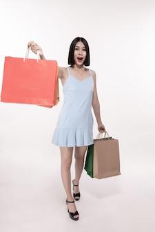 Concetto di shopping