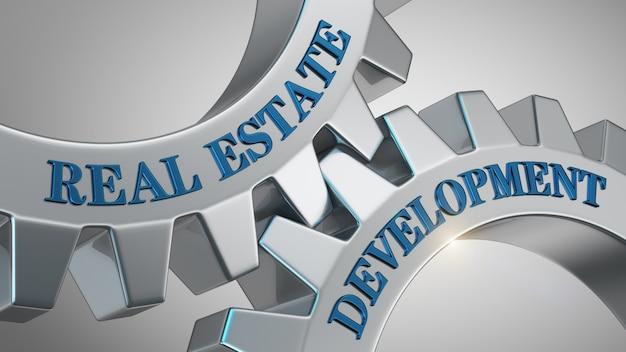 Concetto di sviluppo immobiliare