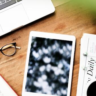 Concetto di tecnologia di connessione dispositivo digitale