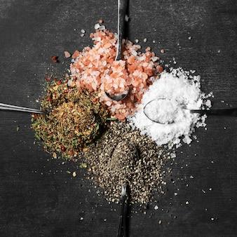 Condimenti in polvere organici