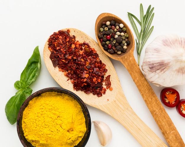 Condimento al peperoncino per cucinare