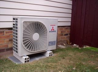 Condizionatore d'aria mitsubishi, sistemi di