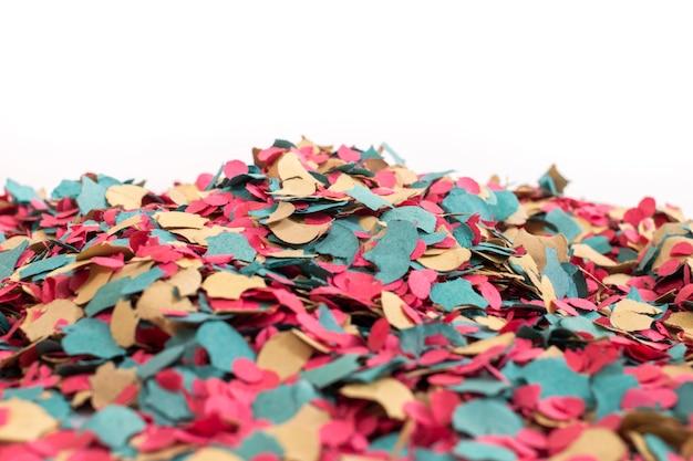 Confetti colorati misti