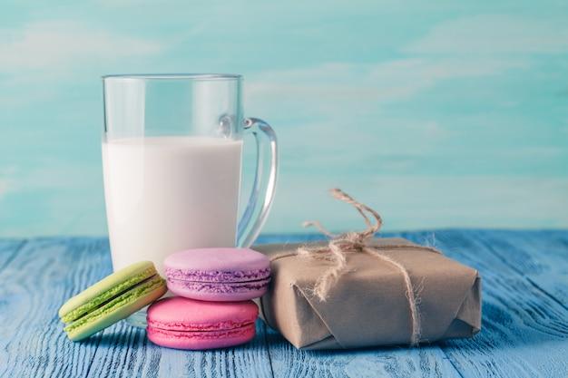 Confezioni regalo e macaron
