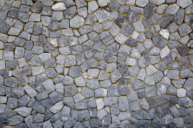 Consistenza del muro di pietra