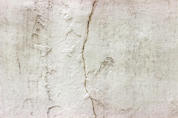 Consistenza del vecchio muro di cemento per lo sfondo