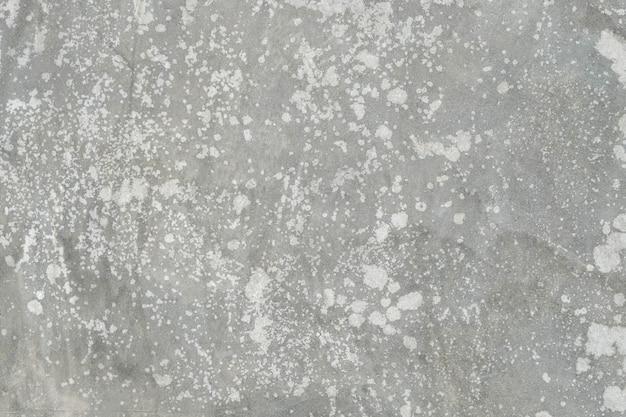 Consistenza del vecchio muro di cemento. struttura bianca della parete del cemento nudo per fondo.