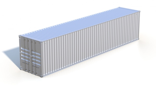 Container metallico per nave