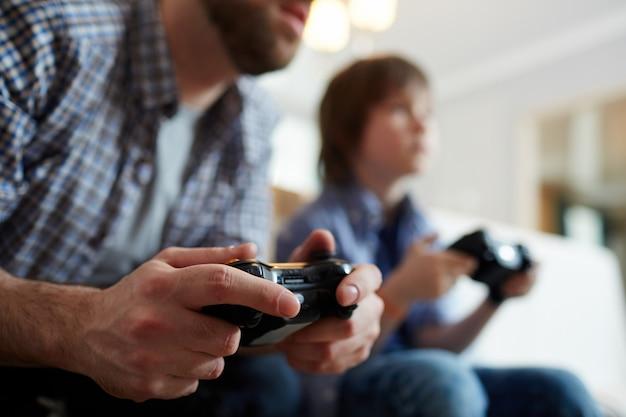Controllo del gioco