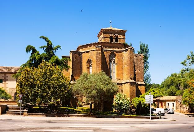 Convento de san miguel. huesca. aragona