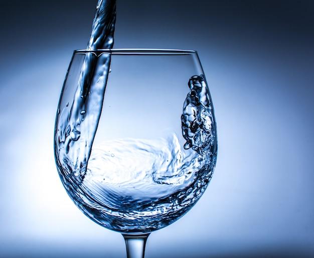 Copa de agua