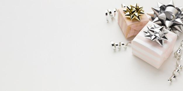 Copia-spazio piccoli doni