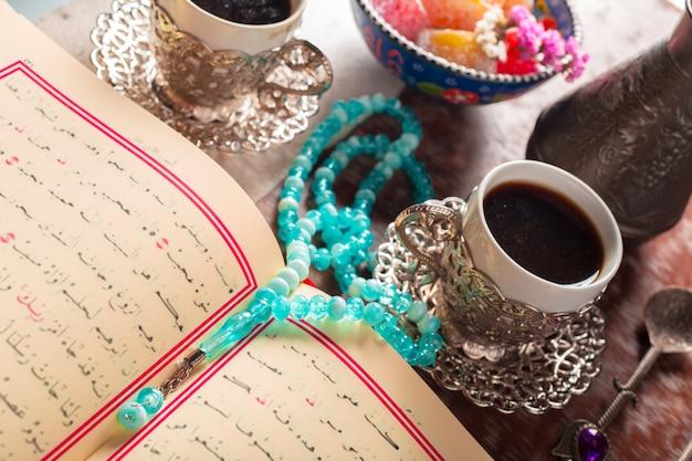 Corano, tè e delizia turca